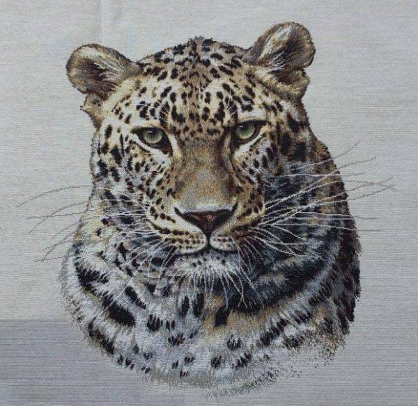 Dettaglio trittico con ghepardo